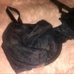 Apt. 9 Intimates & Sleepwear - Apt. 9 ~ Black Lace Bra